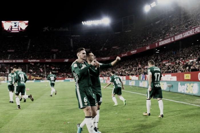 Dérbi insano de oito gols: Bétis derrota Sevilla fora de casa