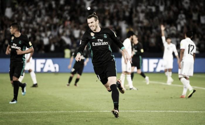 Bale decide, Real Madrid vira sobre Al-Jazira e avança à final do Mundial de Clubes