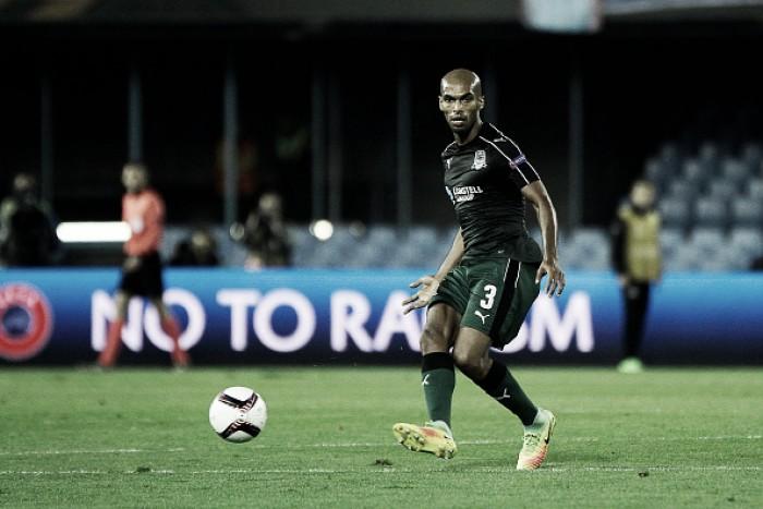 Espanyol confirma contratação do zagueiro brasileiro Naldo, ex-Krasnodar