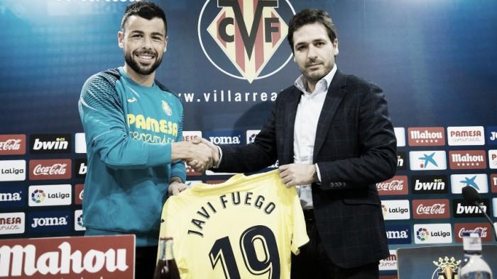 Villarreal confirma contratação do volante Javi Fuego, ex-Espanyol