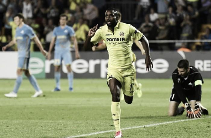 Villarreal toma susto, mas vence Astana na abertura da Europa League