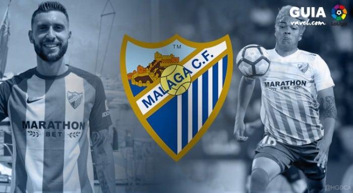Málaga 2017/18: Investimento, decepção e busca por um sonho