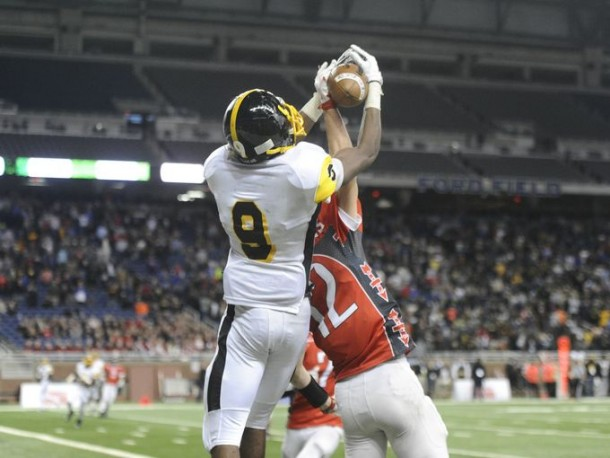 MHSAA Division 2 State Championship: Detroit Martin Luther King Defeats Lowell On Last Second Touchdown