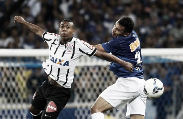 Cruzeiro e Corinthians duelam na abertura do Brasileirão após tropeços na Libertadores