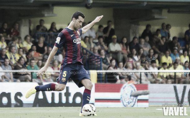 Convocatória do Barcelona para o jogo com o Sevilha