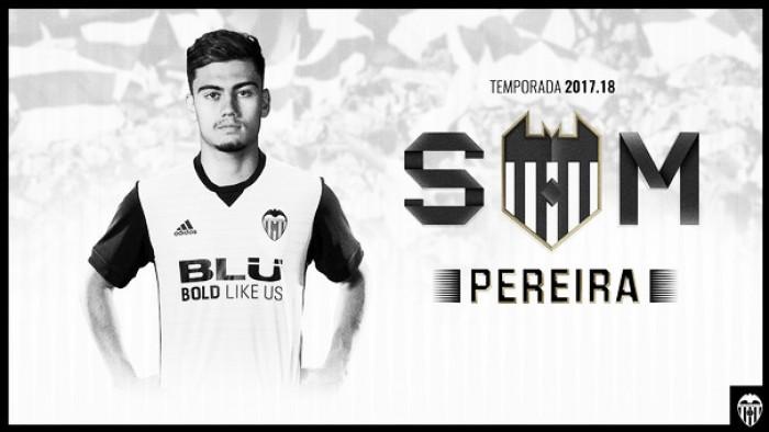 Valencia confirma empréstimo do brasileiro Andreas Pereira junto ao Manchester United