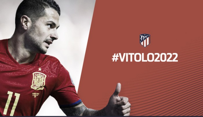 Reviravolta: Atlético de Madrid acerta com Vitolo e irá emprestá-lo ao Las Palmas até janeiro