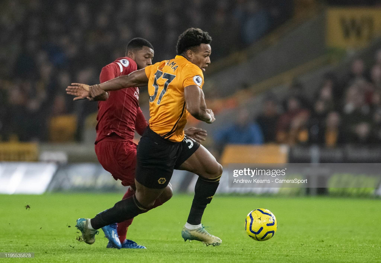 Wolves vs Liverpool: Predicted lineup