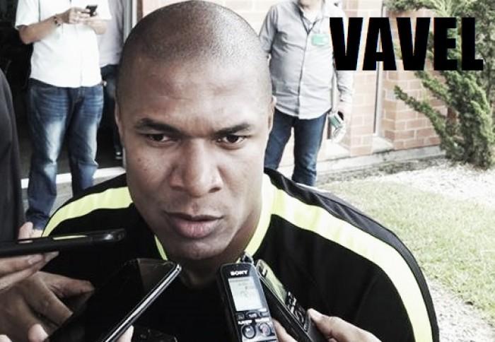 """Alexis Henríquez: """"Primero es la copa y le vamos a apuntar a ganarla"""""""