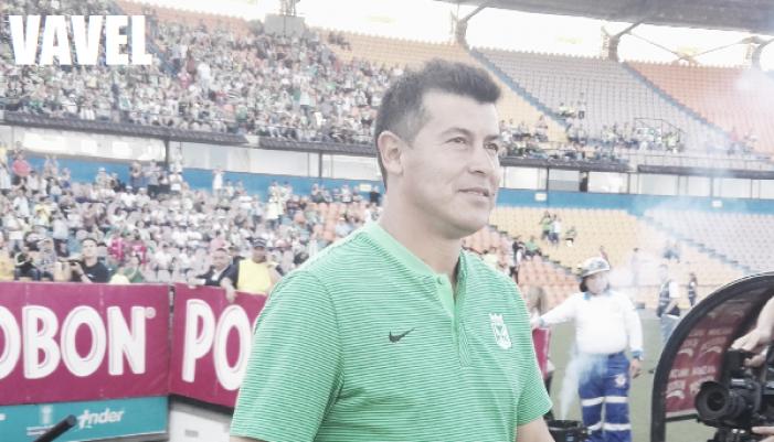 """Jorge Almirón: """"Millonarios es un equipo fuerte y será una final muy dura"""""""