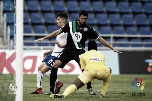 Análisis del Córdoba CF en la jornada 14 de la Liga Adelante
