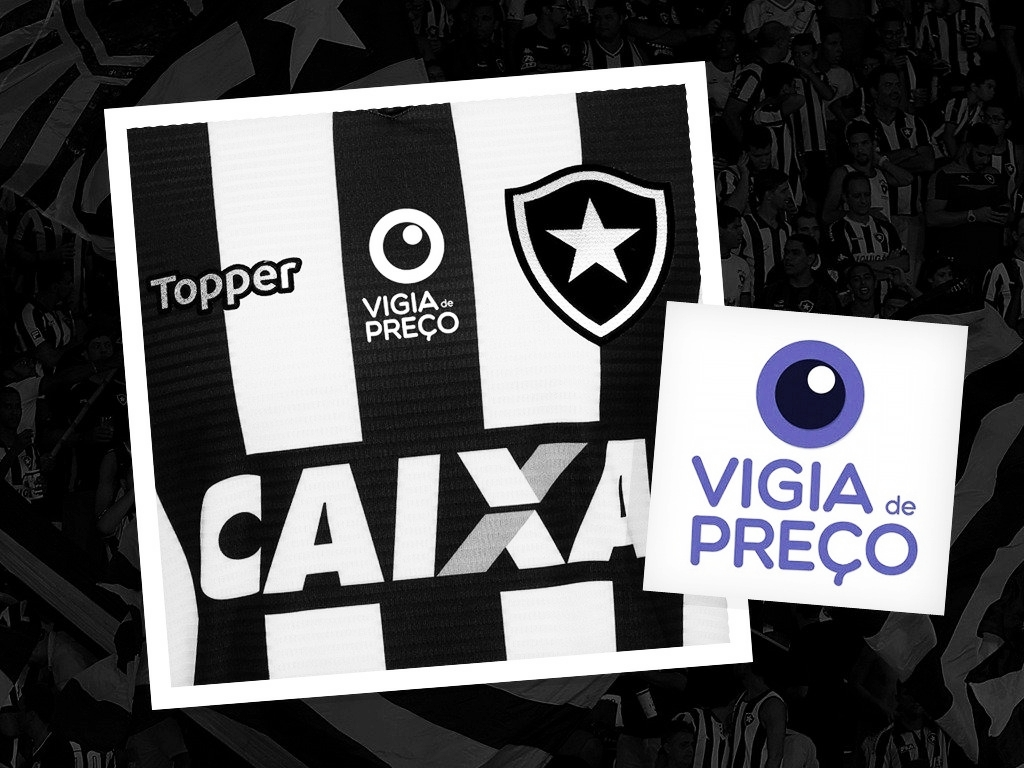 Botafogo nbsp fecha patrocínio com outra empresa de Felipe Neto para  temporada ... 3884afe32dc8e