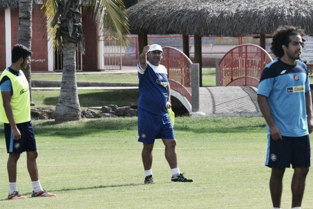 """Carlos Bustos: """"Estamos listos"""""""