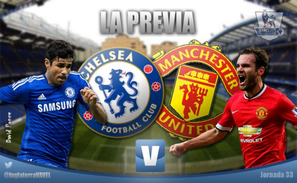 Chelsea vs Manchester United: Heavyweights meet at Stamford Bridge