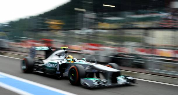Clasificación del GP de Bélgica de Fórmula 1 2013, así lo vivimos