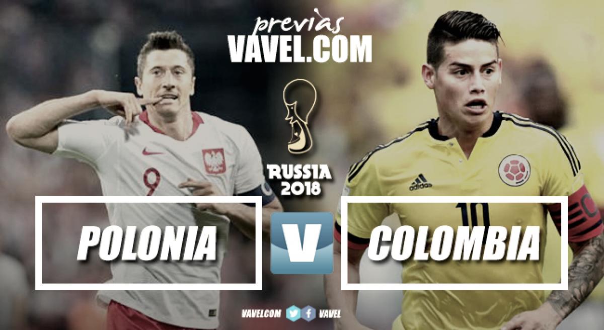 Russia 2018 - Per Polonia e Colombia l'imperativo è vincere
