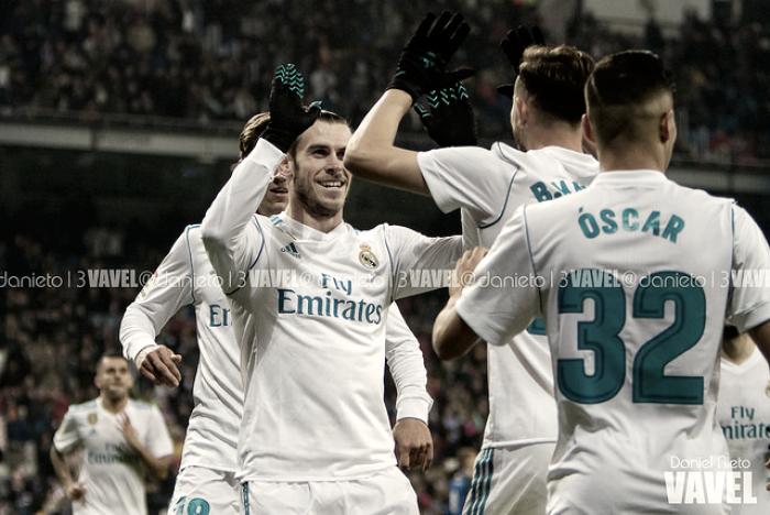 El Real Madrid vuelve al Bernabéu en Copa