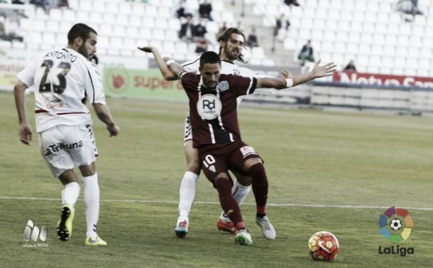 Albacete Balompié - Córdoba C.F: puntuaciones del Córdoba, jornada 12 de la Liga Adelante
