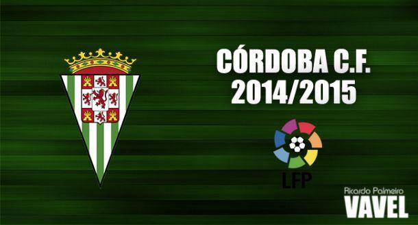 Córdoba CF 2014/15 : el año de la ilusión