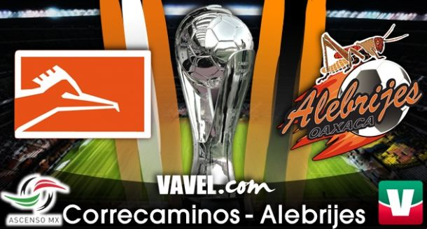 Resultado Correcaminos - Alebrijes de Oaxaca en Ascenso MX 2014 (2-0)
