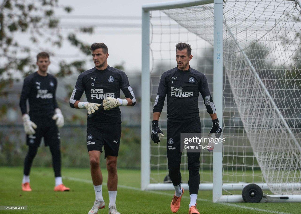 Karl Darlow or Martin Dúbravka: Who is Newcastle United's number one goalkeeper?
