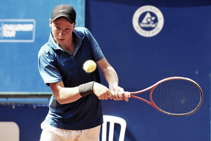 No US Open Junior, brasileiros são eliminados na primeira rodada