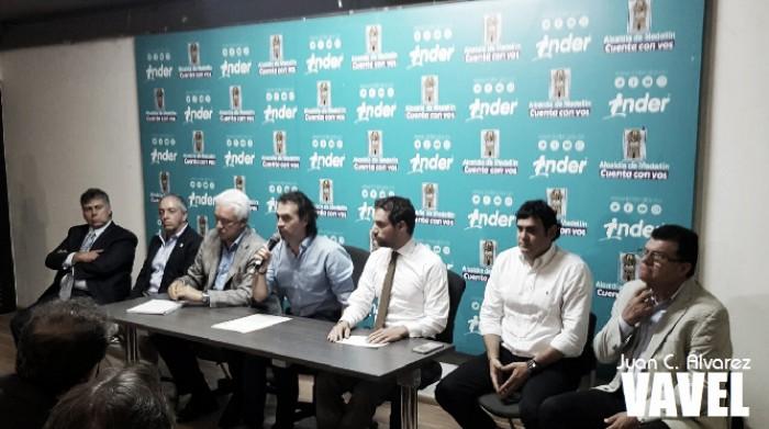 DIMAYOR presentó las normativas de seguridad y el sistema de carnetización en Medellín