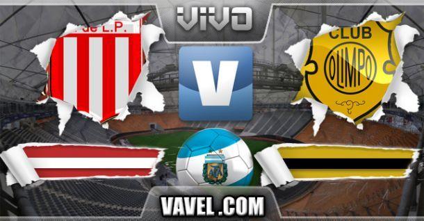 Resultado Estudiantes de La Plata - Olimpo (0-0) 2014
