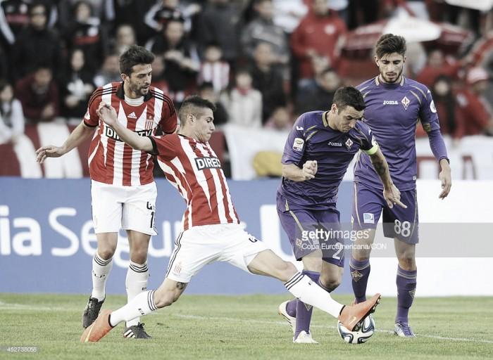 El recuerdo ante la Fiorentina