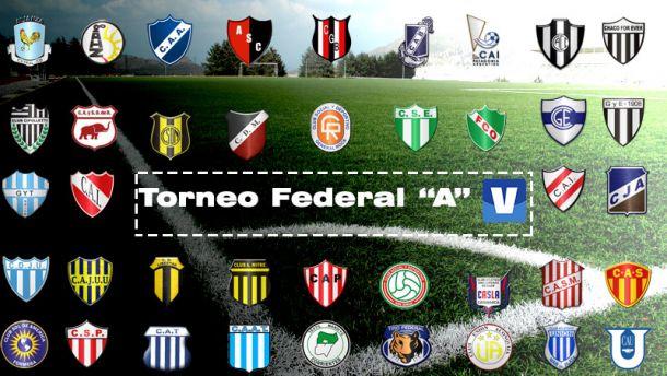 """Torneo Federal """"A"""" Zona 2: Resultados y goles"""