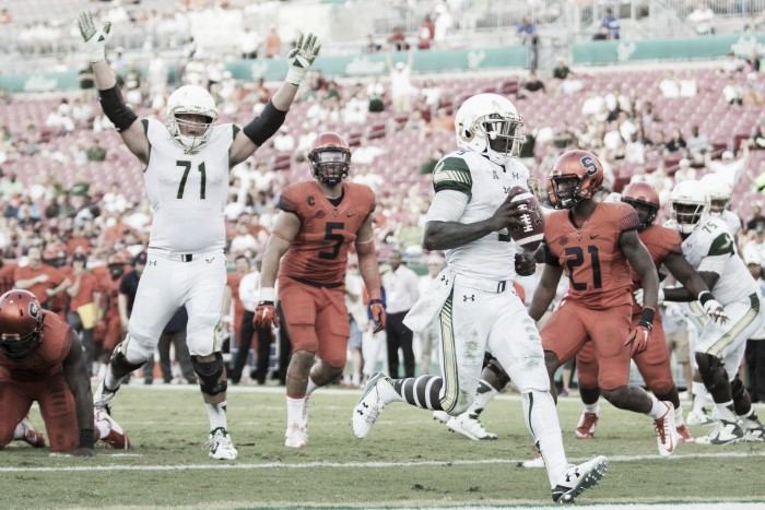 South Florida Bulls football is primed for big year