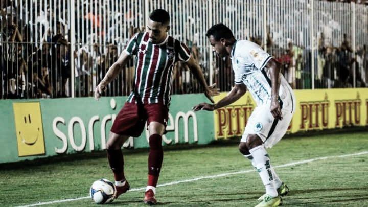 Em duelo de líderes, Fluminense e Boavista se enfrentam no Maracanã