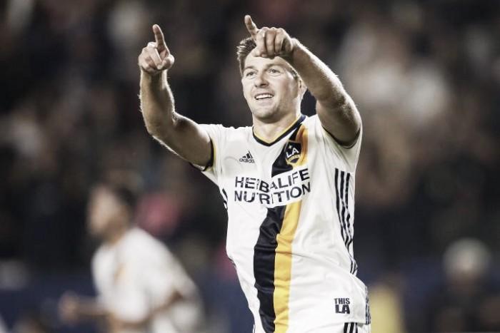Gerrard deixa LA Galaxy após um ano e meio emantém futuro em aberto
