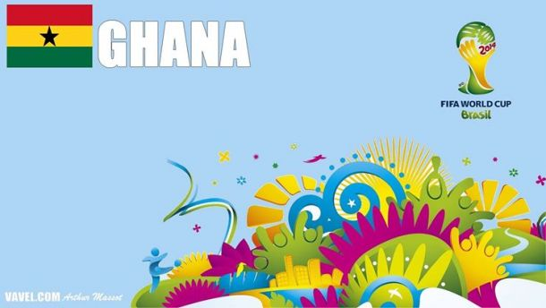 En route vers le Brésil : le Ghana [22/32]