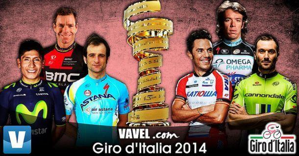 Giro d'Italia 2014 Live Result of Stage 16