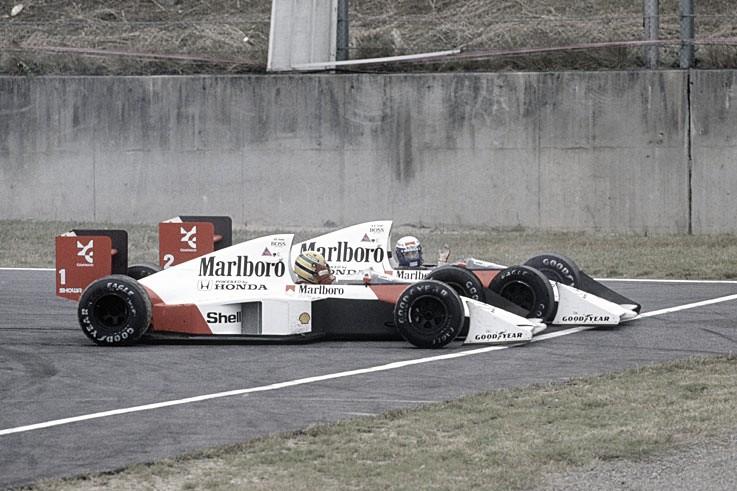 Las grandes rivalidades de la F1