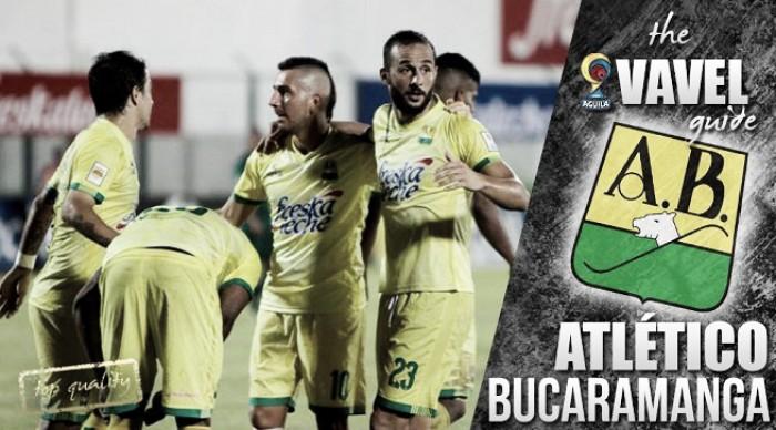 Guía VAVEL: 'playoffs' Liga Águila 2016-II: Atlético Bucaramanga