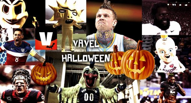 Halloween 2015: Creepiest Mascots In Sports