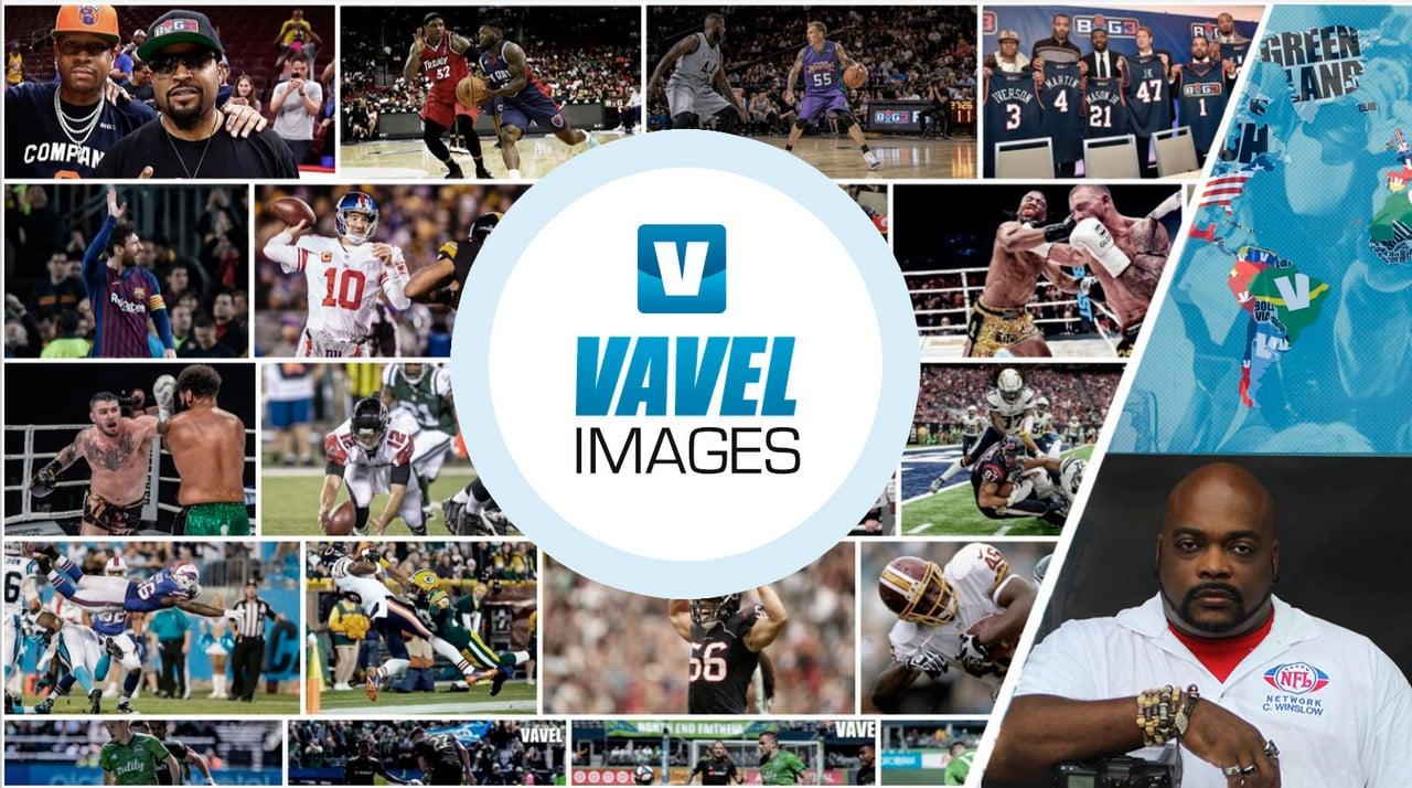 VAVEL inaugura su división de fotografía global con un marketplace deportivo
