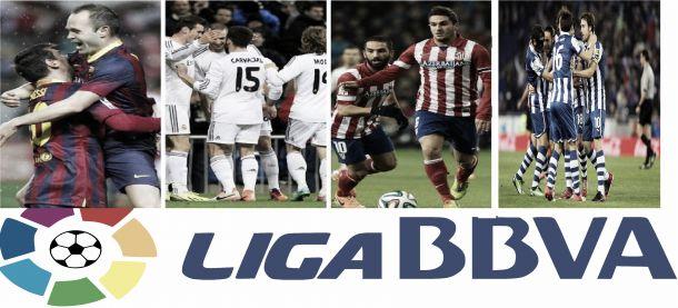 Si decide la Liga: Barcellona sfida Madrid