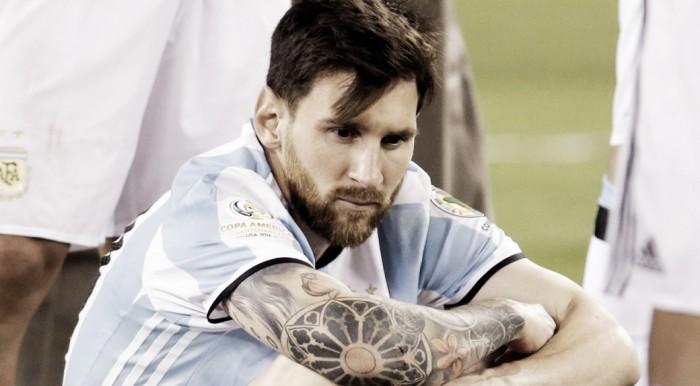 Ya no eres divertido, Messi