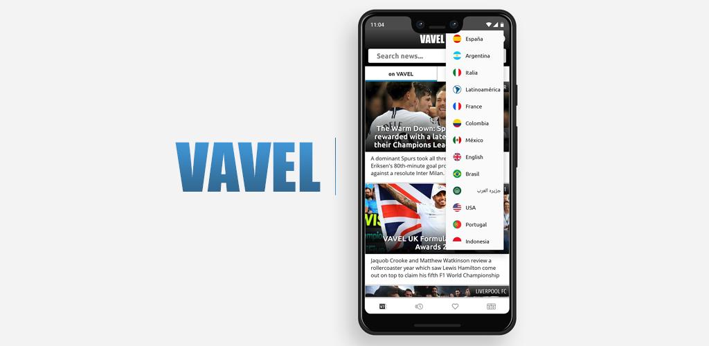 VAVEL estrena app para Android; descárgala ahora
