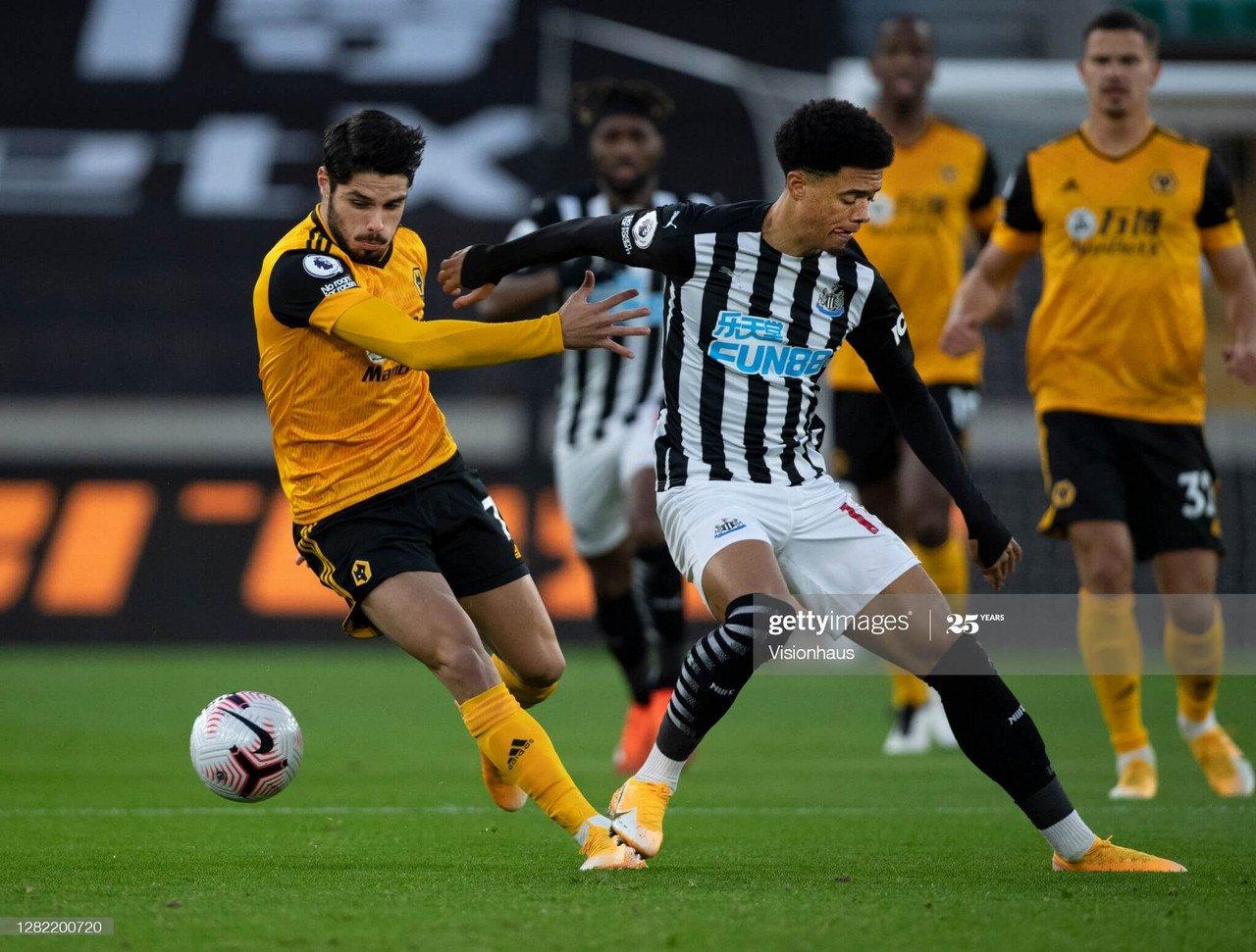 Wolverhampton Wanderers 1-1 Newcastle United: Player ratings