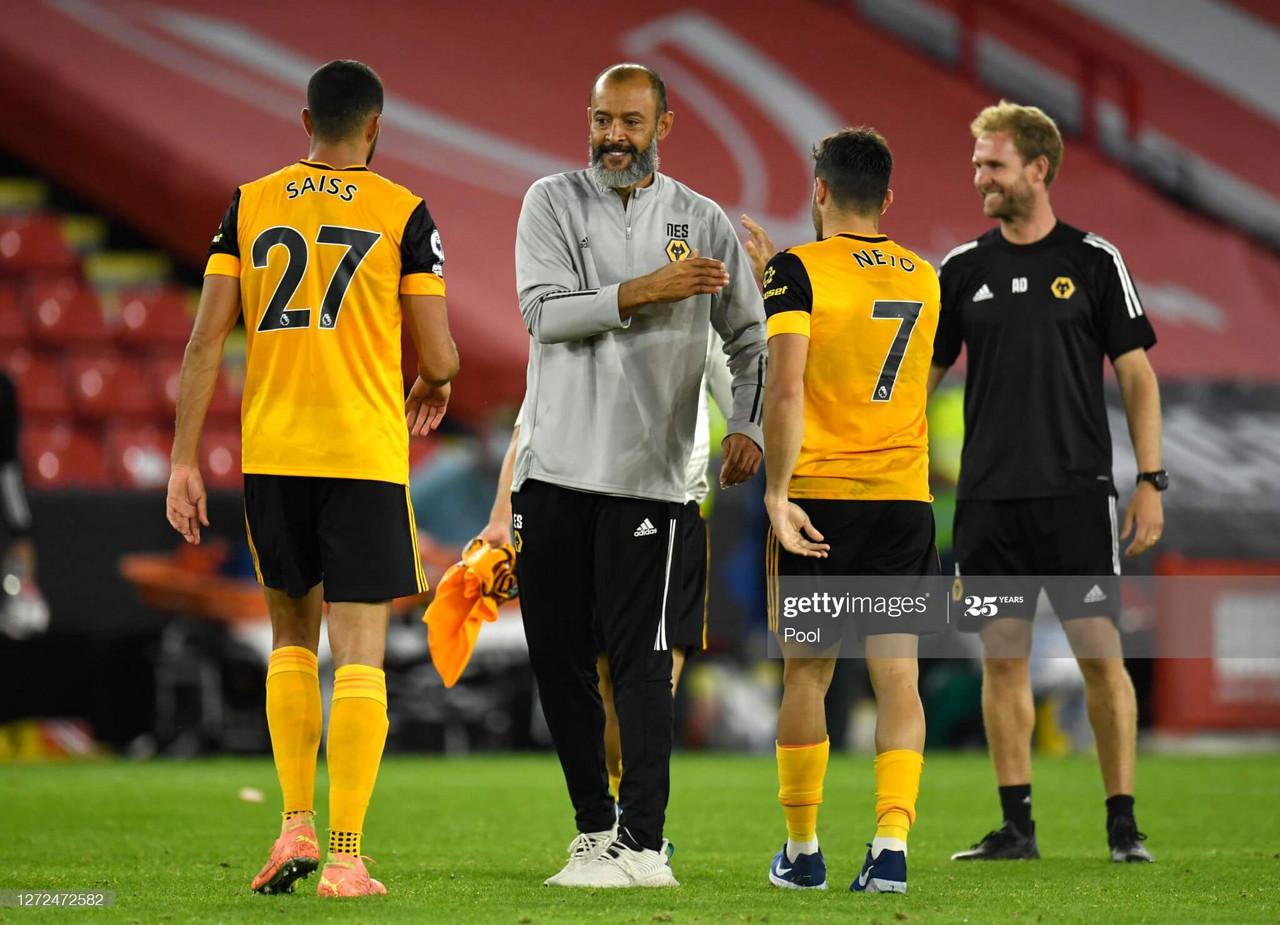 Wolves vs Stoke: Predicted starting line-up