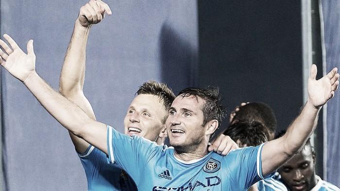 Aos 38 anos, Lampard tem futuro incerto após não renovar contrato no New York
