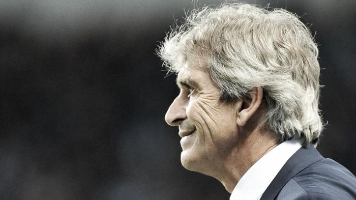 Pellegrini explica escalação do Manchester City na derrota para Southampton