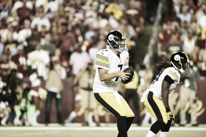 Big Ben e Antonio Brown brilham e Steelers bate Redskins na primeira semana da NFL