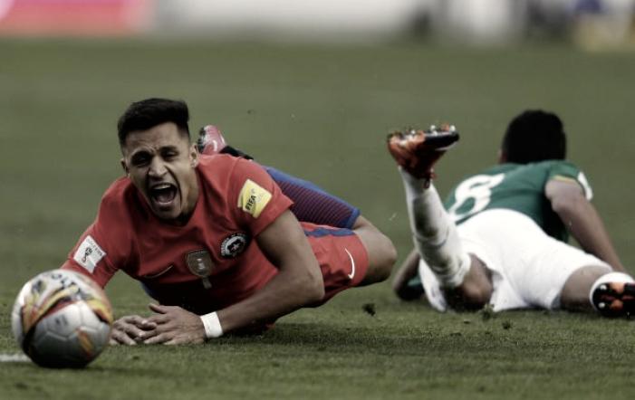 Alexis Sánchez desabafa após ser alvo de críticas sobre seu desempenho na Seleção Chilena