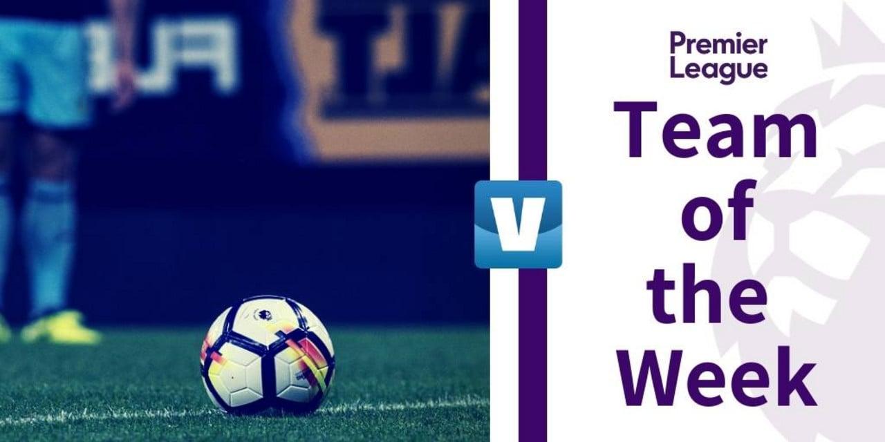 VAVEL UK's Premier League Team of the Week - GW18