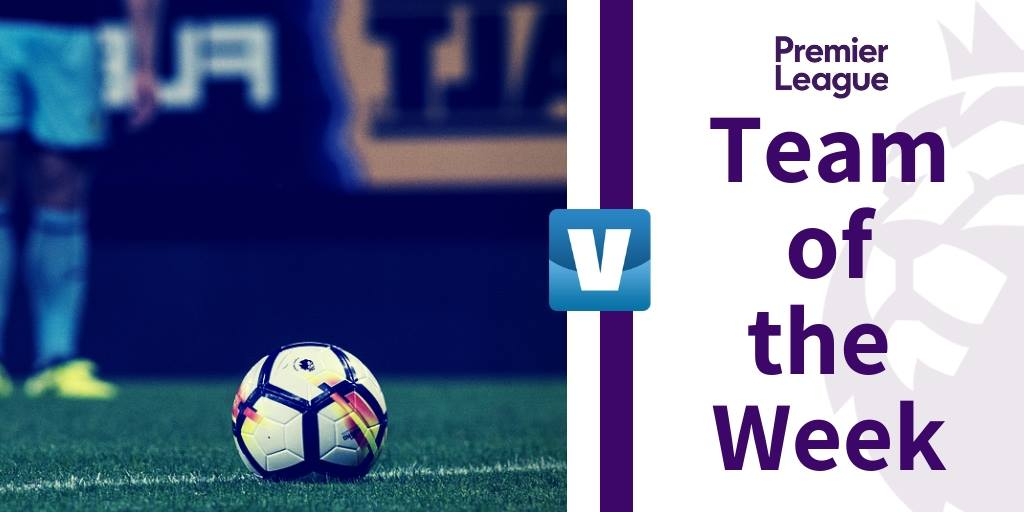 VAVEL UK's Premier League Team of the Week - GW25